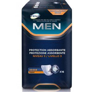 FUITES URINAIRES TENA Men Protection absorbante Niveau 3