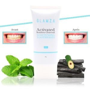 DENTIFRICE Dentifrice au charbon - Blanchiment des dents Glam