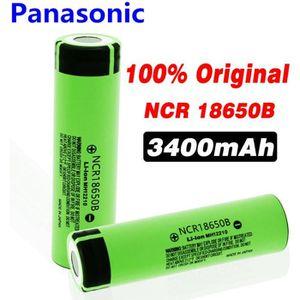 BATTERIE E-CIGARETTE Originale Panasonic NCR18650B 3.7V 3400 mah 18650
