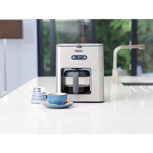 CAFETIÈRE cafetière électrique programmable de 1,25L pour 12