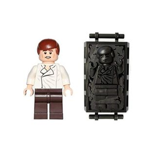 ASSEMBLAGE CONSTRUCTION Jeu D'Assemblage LEGO CJ9QQ Star Wars Figurine - H