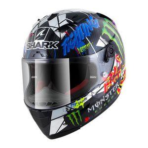 CASQUE MOTO SCOOTER Casque moto - Shark RACE-R PRO CARBON LORENZO CATA