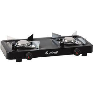 RÉCHAUD Outwell Appetizer 2 Burner - Réchaud à gaz - noir/