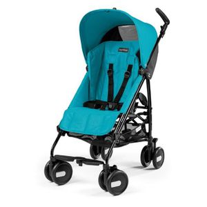 POUSSETTE  PEG PEREGO Poussette Canne Pliko Mini Bloom Scuba