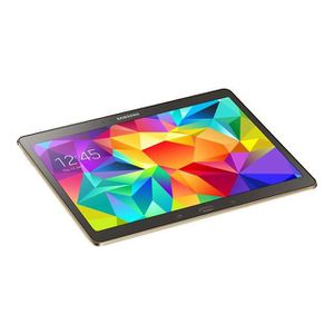 TABLETTE TACTILE Samsung Galaxy Tab S 10,5' - 16 Go - titanium b...