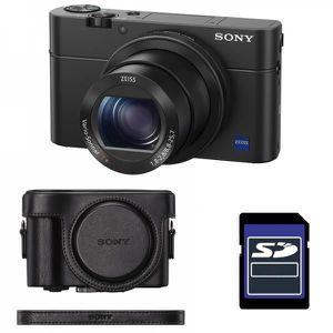APPAREIL PHOTO COMPACT SONY Compact DSC-RX100 IV NOIR