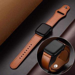 BRACELET DE MONTRE Bracelet Compatible avec Apple Watch 38-40mm, Band