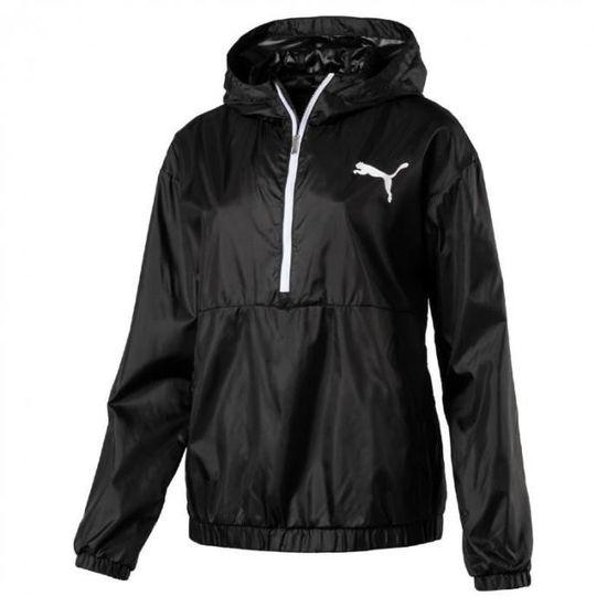 Sweatshirt 34 zip femme Puma Spark Prix pas cher Cdiscount