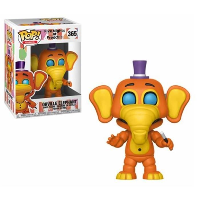 FIGURINE - PERSONNAGE Figurine Funko Pop! Five Nights at Freddy's - Pizz