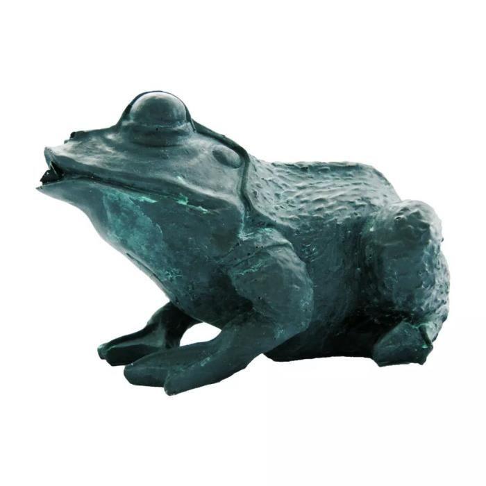 Ubbink Cracheur de bassin en forme de grenouille 12 cm 1386008#9067