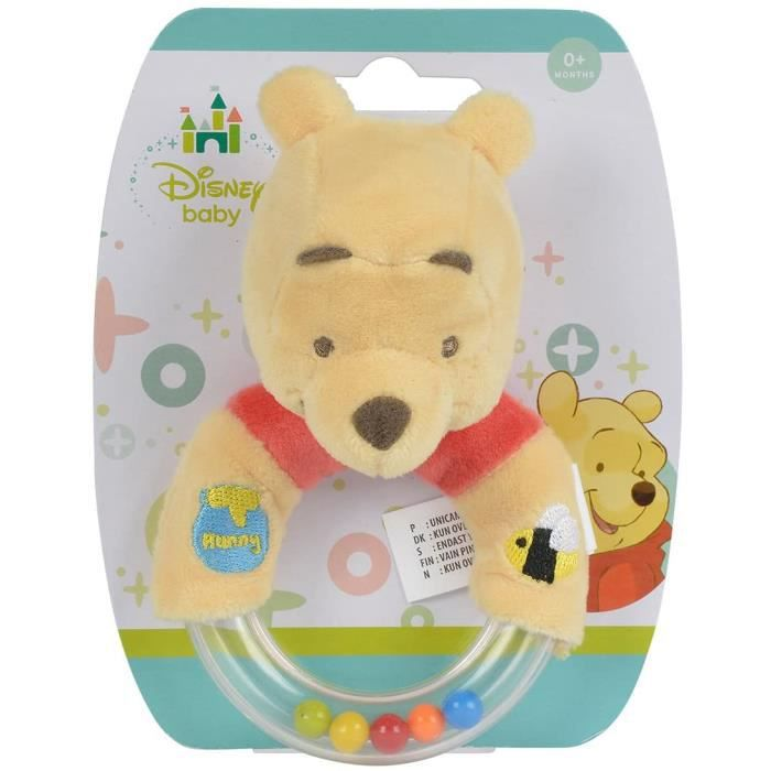 Hochet Winnie l'ourson