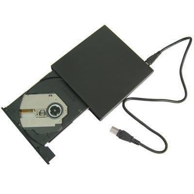 Lecteur-Graveur DVD+RW 24X externe USB