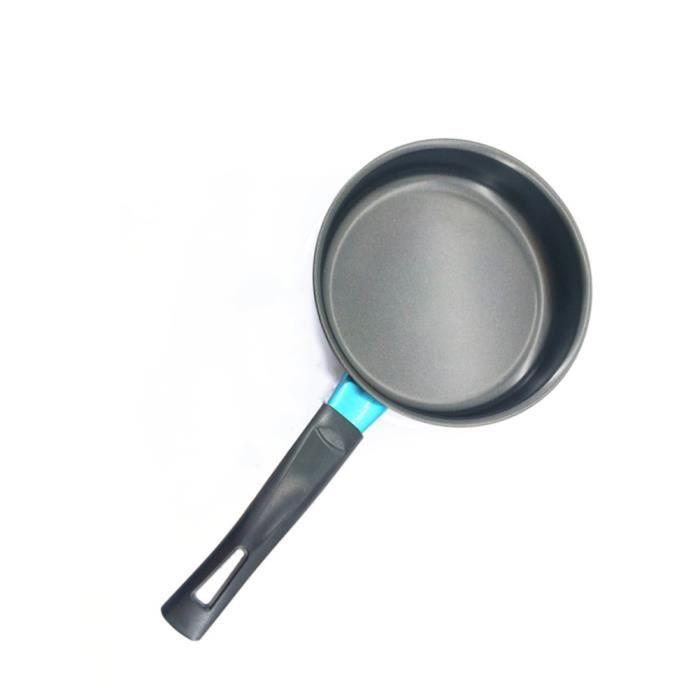 Mini-poêle à fond plat non collante de 14-16 - 18cm pour cuisinière à induction Diamètre 16CM