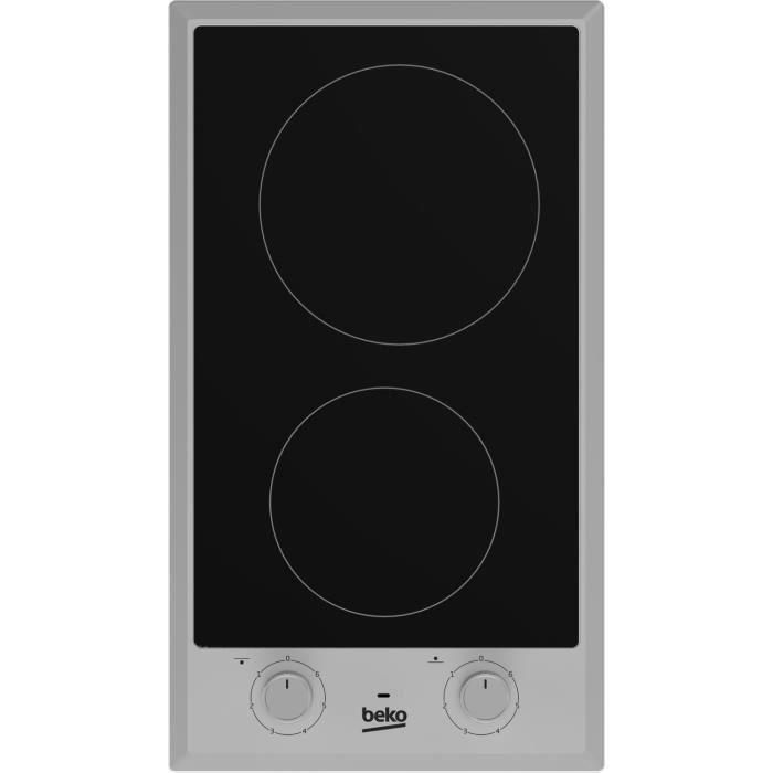 Table de cuisson vitrocéramique BEKO HDCC32200X