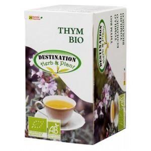 Infusion Thym Bio - 20x1,5g
