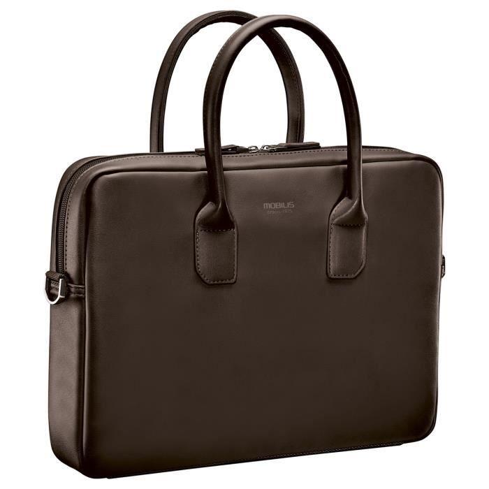 Mobilis Origine Briefcase Sacoche pour ordinateur portable 14