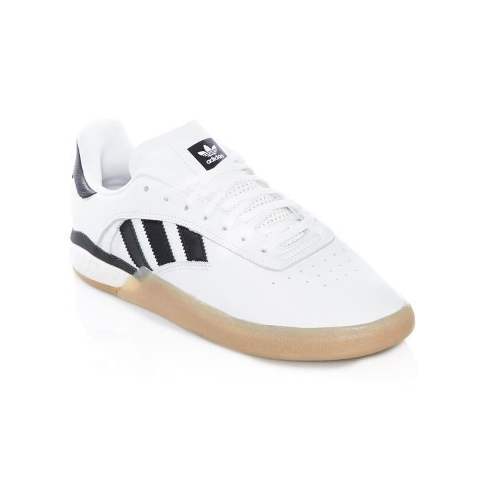 Chaussures Adidas 3ST 004 Footwear Blanc Core Noir Gum4