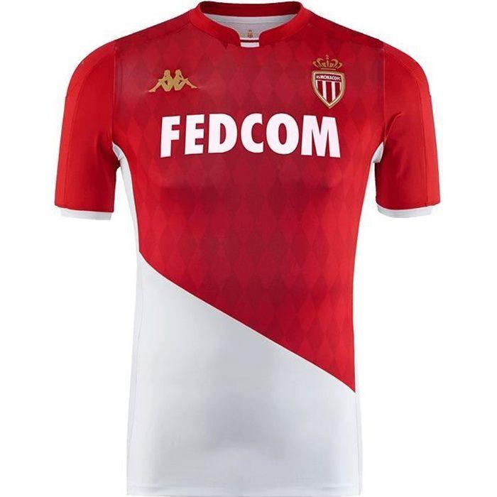Maillot AS Monaco Domicile Junior 2019-2020