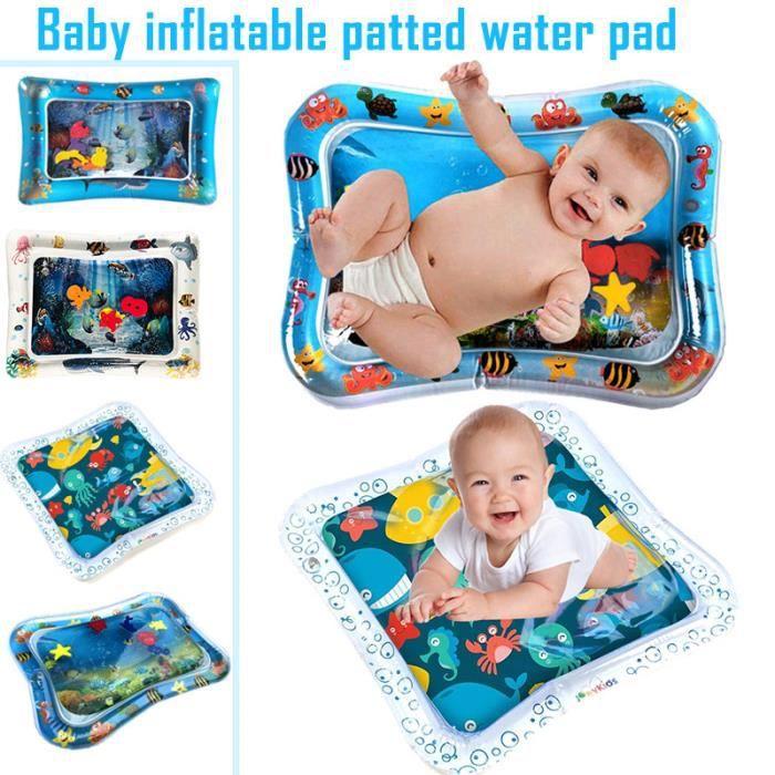 1 Pcs Bébé Enfants Tapis D'eau Gonflable Tapis Tapis de Jeu Coussin Jouets Éducation Précoce