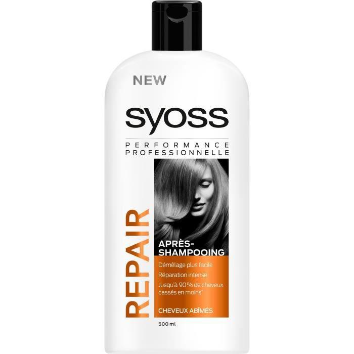 SYOSS Après-Shampooing Repair Expert - 500 ml