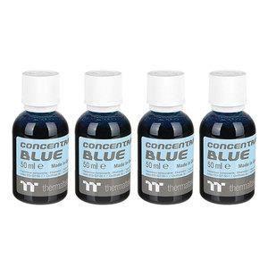 Thermaltake Concentrate Bleu Liquide concentré de refroidissement 4 flacons bleu