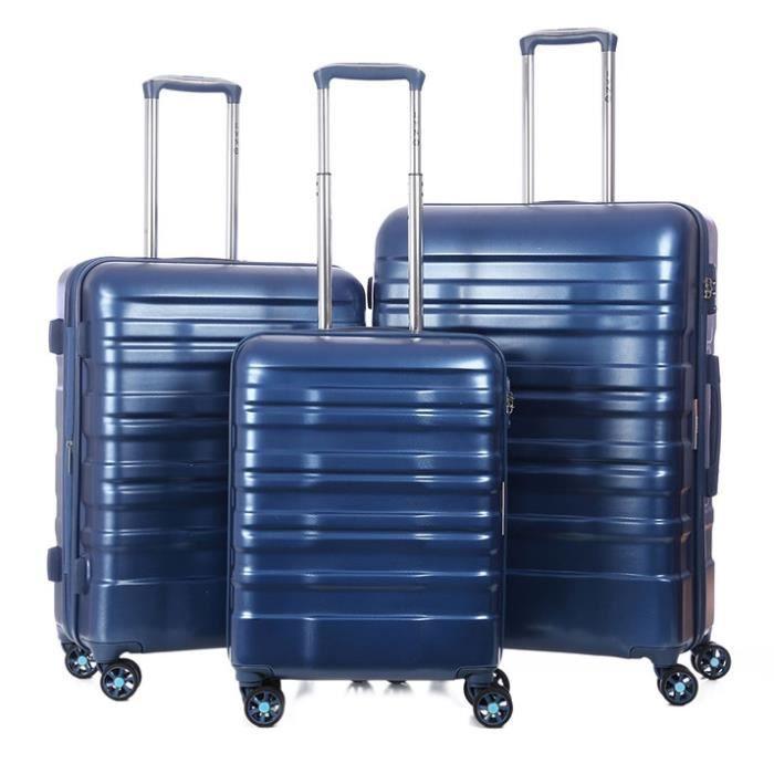 SET DE VALISES Lot de 3 valises rigides 1781 55 cm, 64 cm, 75 cm