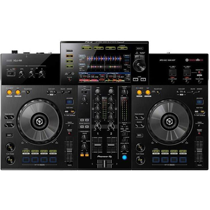 TABLE DE MIXAGE Pioneer DJ XDJ RR