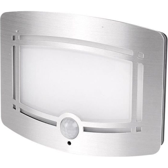 Moderne Detecteur de mouvement active applique murale LED Veilleuse sans VE-31
