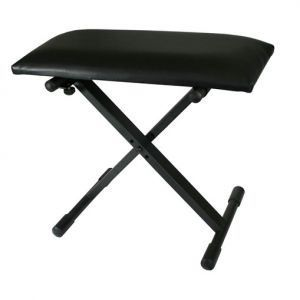 tabouret piano reglable pas cher achat vente cdiscount. Black Bedroom Furniture Sets. Home Design Ideas