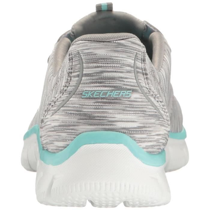 Rock Xteaq Sneaker Fashion Fit Relaxed Sport Skechers Around Taille Empire 40 ES1Owqp