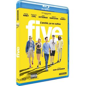 BLU-RAY FILM Blu-ray Five