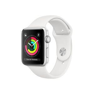 MONTRE CONNECTÉE Apple Watch Series 3 (GPS) 42 mm aluminium argenté
