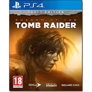 JEU PS4 Shadow of the Tomb Raider PlayStation 4 français
