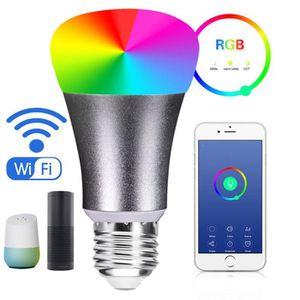 AMPOULE INTELLIGENTE Juce® Ampoule Connectée RGB 7W E27 LED Ampoule Int