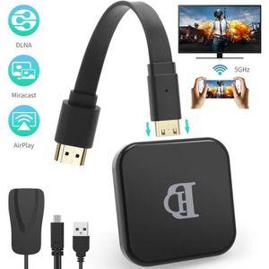 CLÉ USB Dongle WiFi, Dongle sans Fil 2.4GHz&5GHZ WiFi Dong