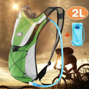 CAMEL BACK - POCHE EAU TEMPSA Sac à Dos d'Hydratation Vélo Veste Ultralég