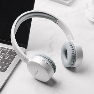 CASQUE - ÉCOUTEURS Casque Bluetooth sans Fil Casque Audio Stéréo Lect
