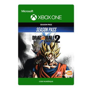 EXTENSION - CODE Season Pass Dragon Ball Xenoverse 2 pour Xbox One