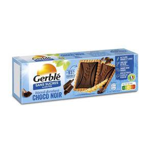 BISCUITS SECS Chocolat fondant léger 126 g Gerblé