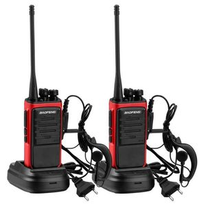 TALKIE-WALKIE Talkie-walkie bidirectionnelle avec écouteur 1500m