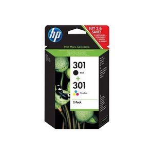 CARTOUCHE IMPRIMANTE HP OfficeJet 4630 - Original HP CR340EE / 301 - Ca
