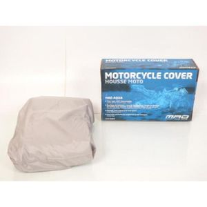 BÂCHE DE PROTECTION Housse moto 50 à  125cm3 imperméable dimension 183