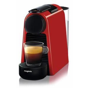 MACHINE À CAFÉ Magimix Nespresso Essenza Mini Rouge