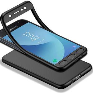 HOUSSE - ÉTUI Coque Galaxy J5 2017 Noir,Coque Samsung Galaxy J5