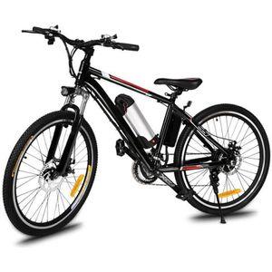 VÉLO ASSISTANCE ÉLEC Vélo électrique de montagne 26