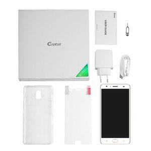 SMARTPHONE Gretel-GT6000 Batterie Smartphone de 6000 mAh inté