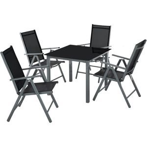 Table pliante en verre achat vente table pliante en for Chaises pliantes de jardin