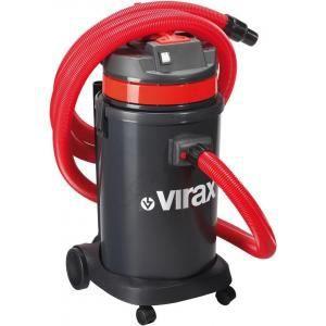 ASPIRATEUR INDUSTRIEL Aspirateur eau et poussières cuve de 37 litre réf