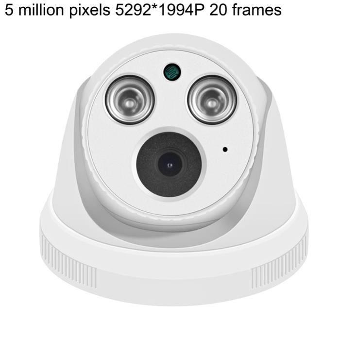 BABY PHONE - ECOUTE BEBE,Caméra de sécurité 2592X1994P Baby 1280x720P, surveillance de mouvement à l'intérieur et Type 2592X1994P #A