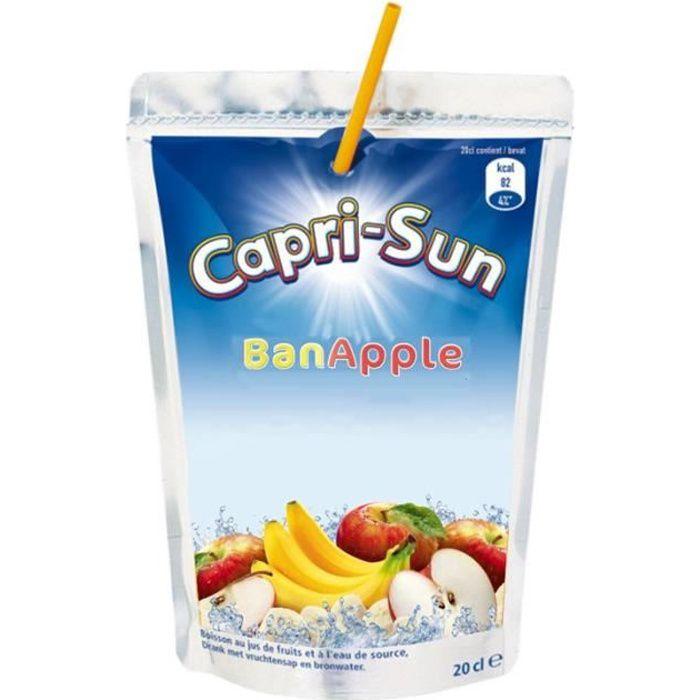 Capri-Sun Pomme Banane 20cl (pack de 10)